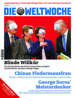Die Weltwoche (16/2020)