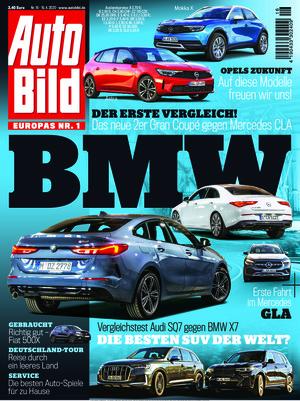 Auto Bild Schweiz (16/2020)