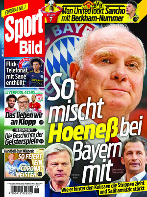 Sport Bild (18/2020)