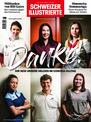 Schweizer Illustrierte (18/2020)