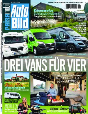 Auto BILD Reisemobil (06/2020)