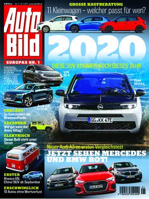 Auto Bild Österreich (21/2020)