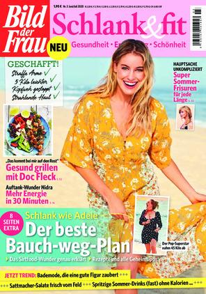 Bild der Frau - Schlank & fit (03/2020)