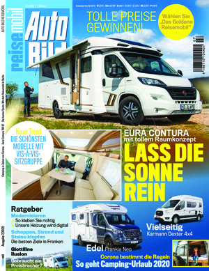 Auto BILD Reisemobil (07/2020)