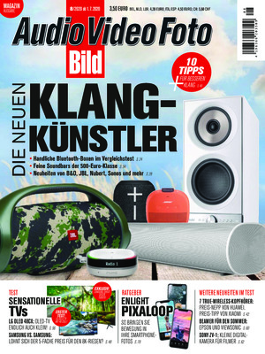 Audio Video Foto Bild (08/2020)