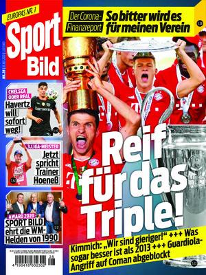 Sport Bild (28/2020)