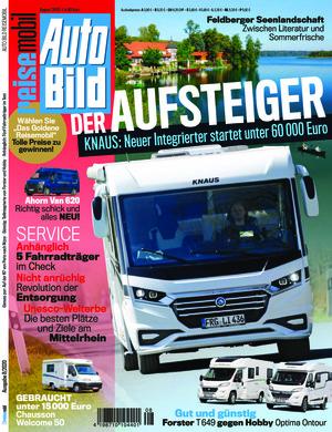 Auto BILD Reisemobil (08/2020)