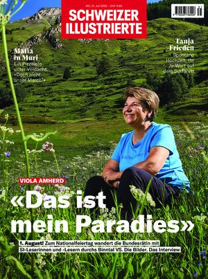 Schweizer Illustrierte (31/2020)