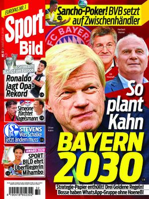 Sport Bild (32/2020)