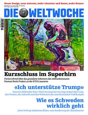 Die Weltwoche (33/2020)