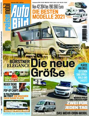 Auto BILD Reisemobil (09/2020)