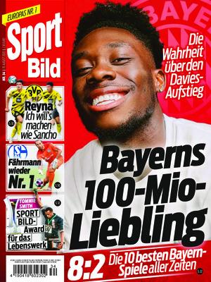Sport Bild (34/2020)
