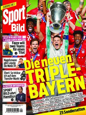 Sport Bild (35/2020)