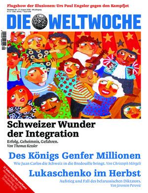 Die Weltwoche (35/2020)