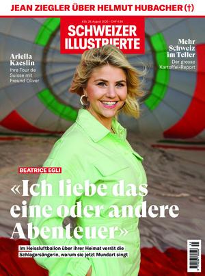 Schweizer Illustrierte (35/2020)