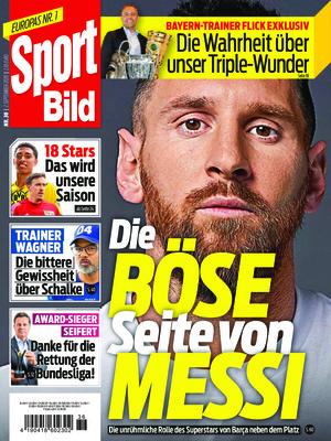 Sport Bild (36/2020)