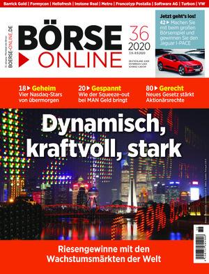 Börse Online (36/2020)