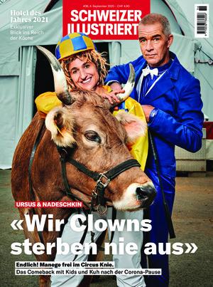 Schweizer Illustrierte (36/2020)