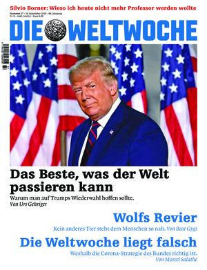 Die Weltwoche (37/2020)