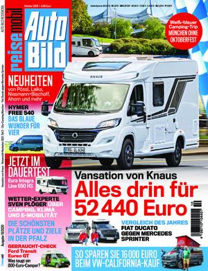 Auto BILD Reisemobil (10/2020)