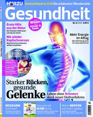 HÖRZU Gesundheit (03/2020)