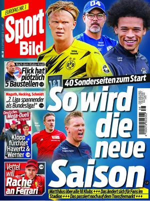 Sport Bild (38/2020)