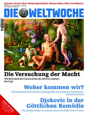 Die Weltwoche (38/2020)