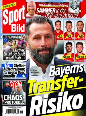 Sport Bild (40/2020)