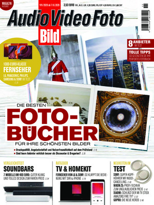 Audio Video Foto Bild (11/2020)