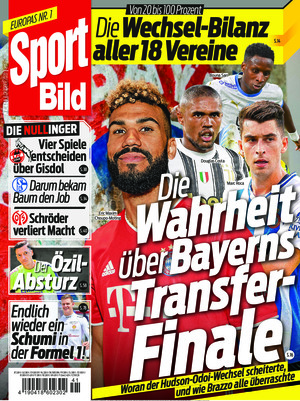 Sport Bild (41/2020)