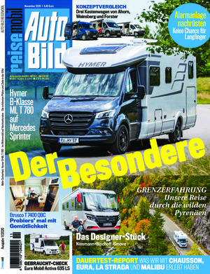 Auto BILD Reisemobil (11/2020)