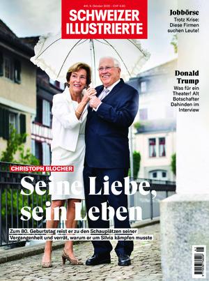 Schweizer Illustrierte (41/2020)