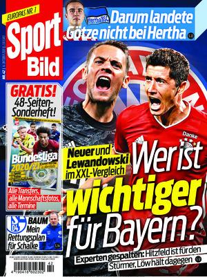 Sport Bild (42/2020)
