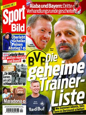 Sport Bild (44/2020)