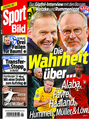 Sport Bild (45/2020)