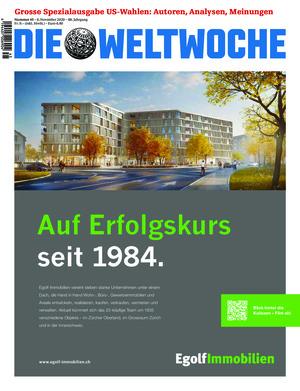 Die Weltwoche (45/2020)