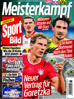 Sport Bild (46/2020)