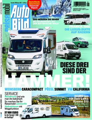 Auto BILD Reisemobil (12/2020-01/2021)