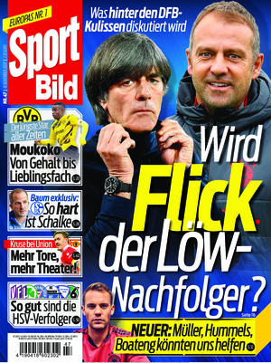 Sport Bild (47/2020)