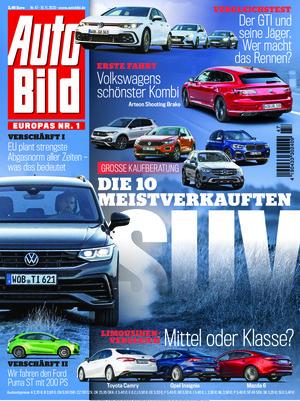 Auto Bild Österreich (47/2020)