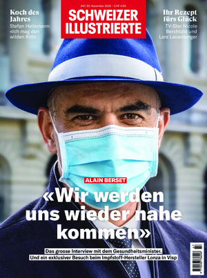 Schweizer Illustrierte (47/2020)