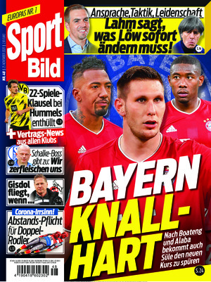 Sport Bild (48/2020)
