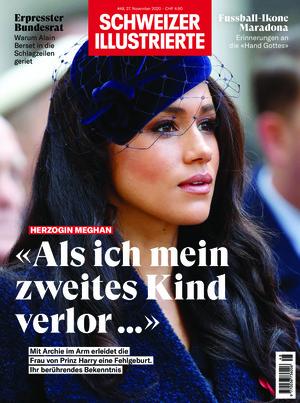 Schweizer Illustrierte (48/2020)