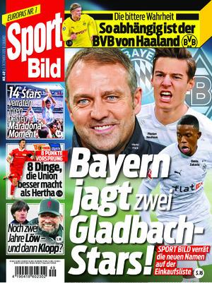 Sport Bild (49/2020)