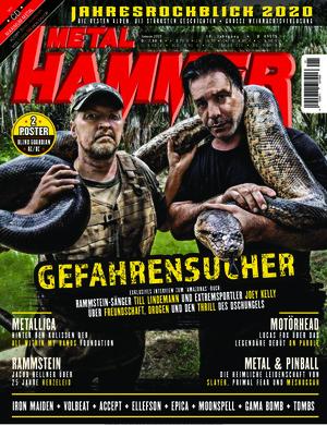 Metal Hammer (01/2021)