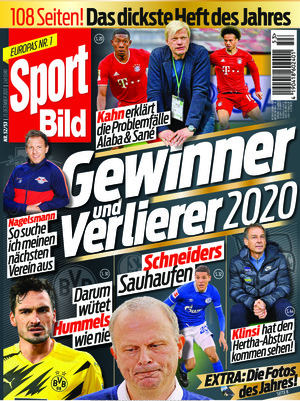 Sport Bild (52/2020)