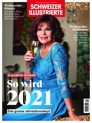 Schweizer Illustrierte (52/2020)