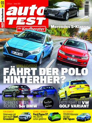 Auto Test (01/2021)