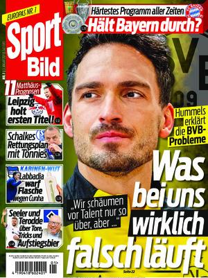 Sport Bild (01/2021)