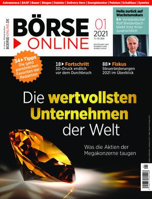 Börse Online (01/2021)